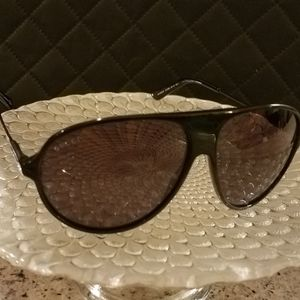 GUCCI GG 1649/S Semi-Shiny Black Unisex Aviator